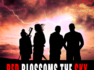 NEW BOOK RELEASE: RED BLOSSOMS THE SKY