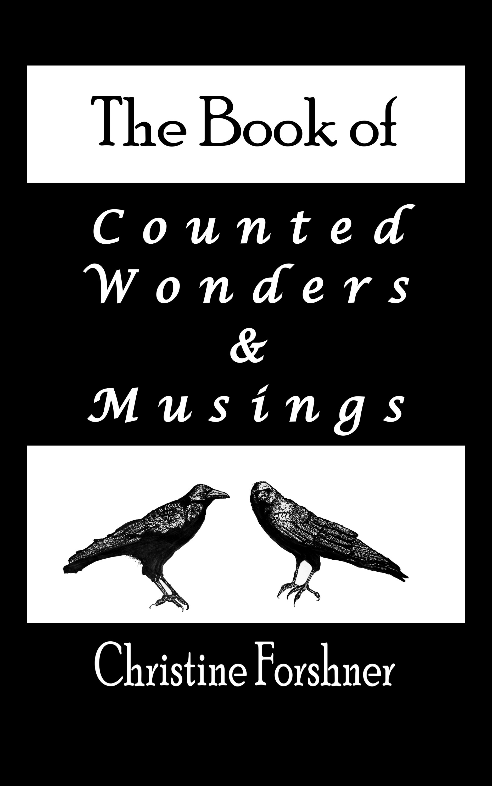 The Book of Counted Wonders and Musings